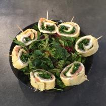 ...eignen sich super als Salatbeilage...
