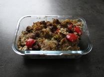 Sauerkrauteintopf in der Lunchbox
