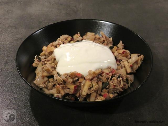 bircher-porridge
