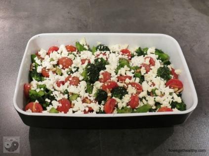 Brokkoli-Auflauf Schritt 2