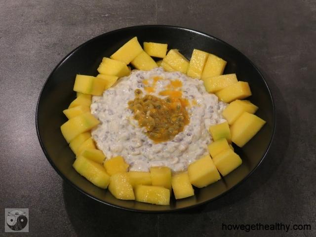 Mango-Marakuja Proats
