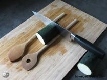Baked Zucchini Hilfsmittel II